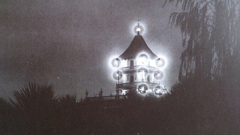 Fotografías de la Villa Montevideo, llamada Torre Xina