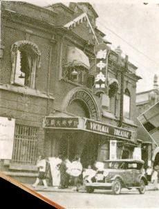 Fotografía del Victoria Theatre
