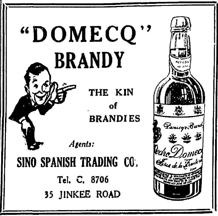 Anuncios de la empresa Sino Spanish Trading Co.