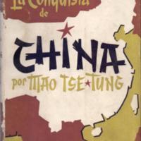 Portada de <em>La conquista de China por Mao Tsé Tung</em>, del general Chassin