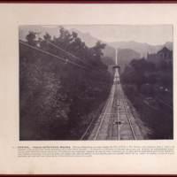 CHINA -Funicular del Pico Victoria