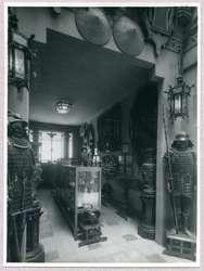 Fotografía de la colección oriental del Museo Víctor Balaguer