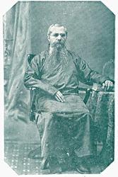 Retrato del agustino José Pons