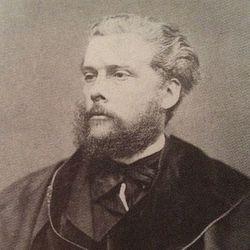 Retrato de Víctor Balaguer i Cirera